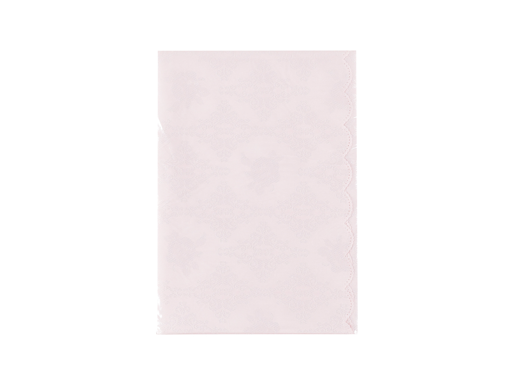 Aleyna Table Cloth 160x200 Cm Pink