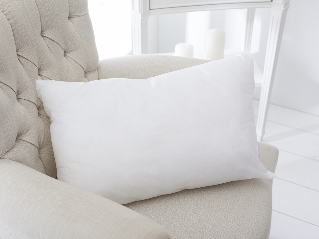 Silicone Cushion Pillow 35x55 Cm White