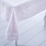 Maggie Table Cloth 160x200 Cm Pink