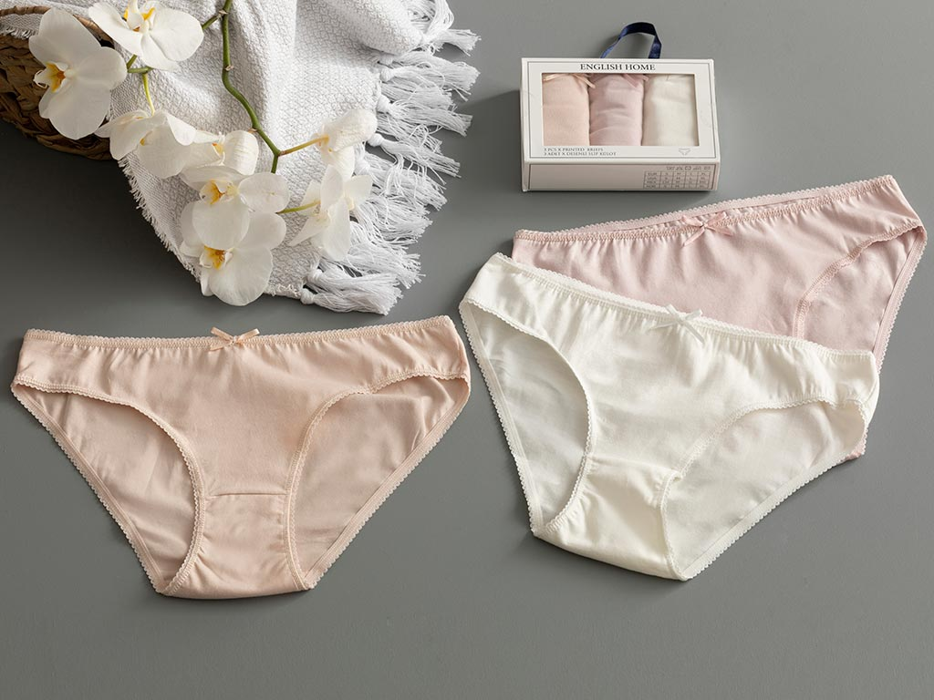 Glory Panties, Nude, S