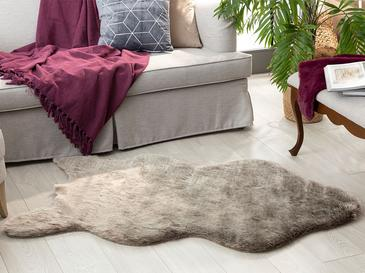 North Fake Fur Carpet 90x150 Cm Mink