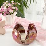 Chick Tulip Candle Holder 12,2x12,2x9 cm