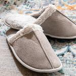 Carter Home Slippers 40-42 Gray