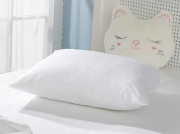 Bedtime Baby Silicone Pillow 35x45 Cm White