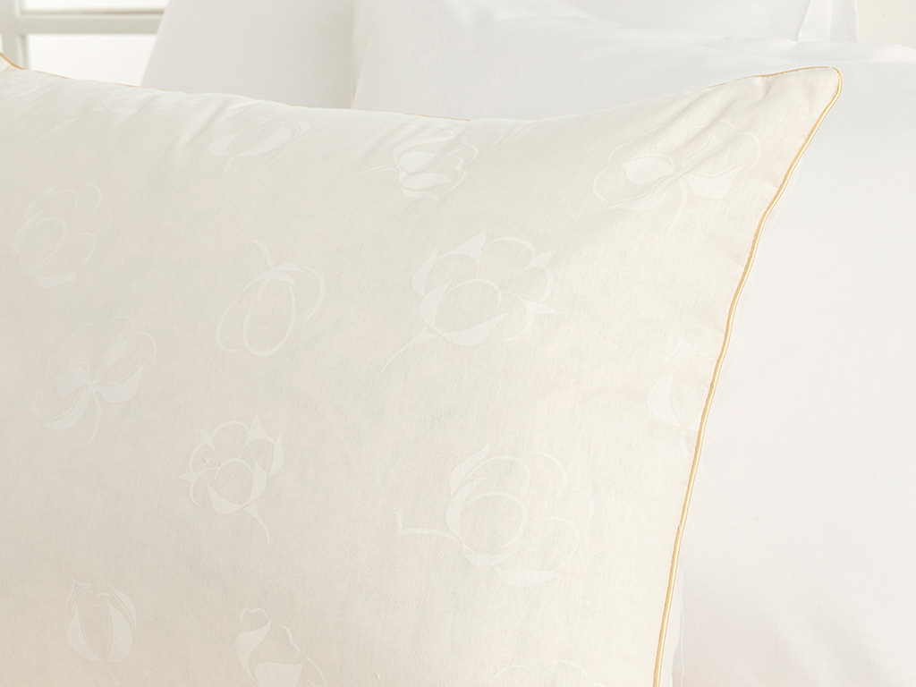 Comfy Cotton Pillow 50x70 Cm White