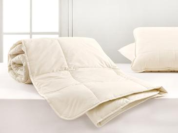 Layna Washable Wool Quilt Single Size 155x215 Cm White