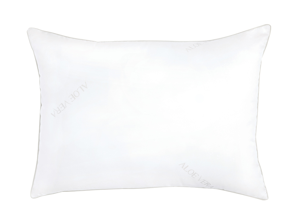 Natural Aloevera Pillow 50x70 Cm White