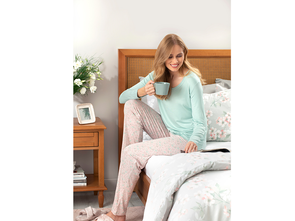 Urban Liberty Women's Pajamas Set L Pink