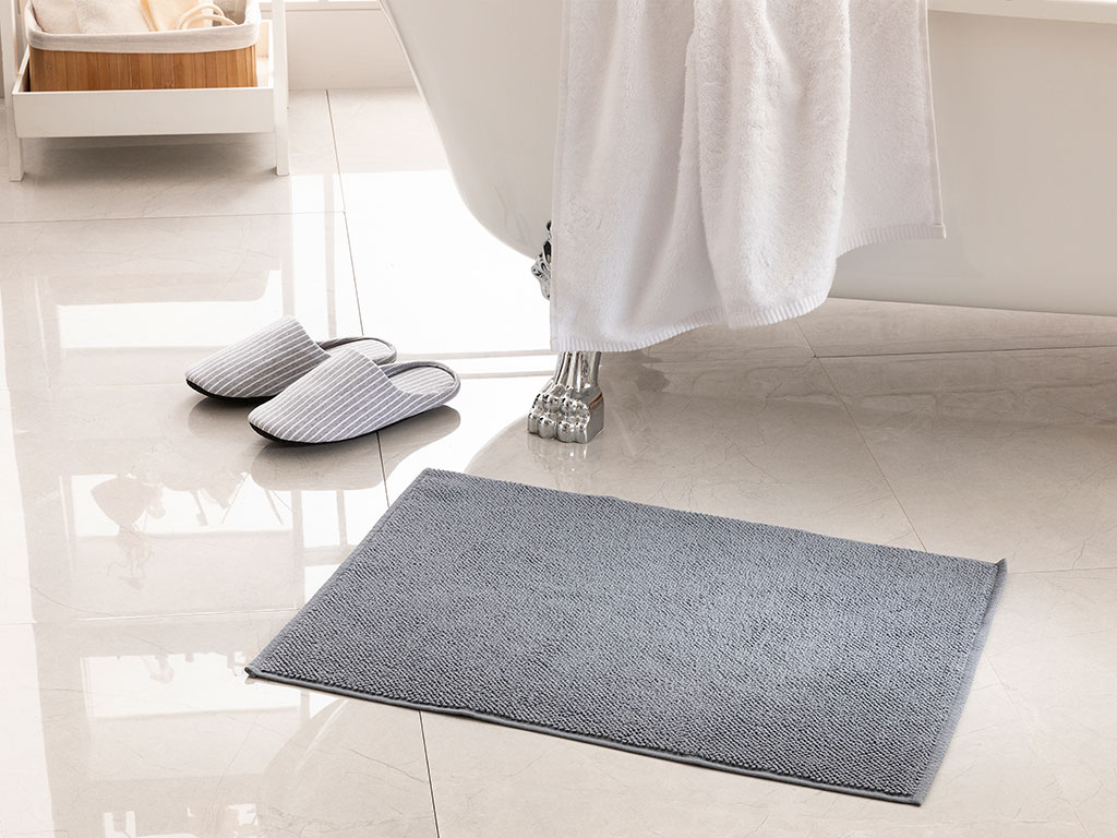 Vanity Brass Towel For Foot 50x70 Cm Stone Coal