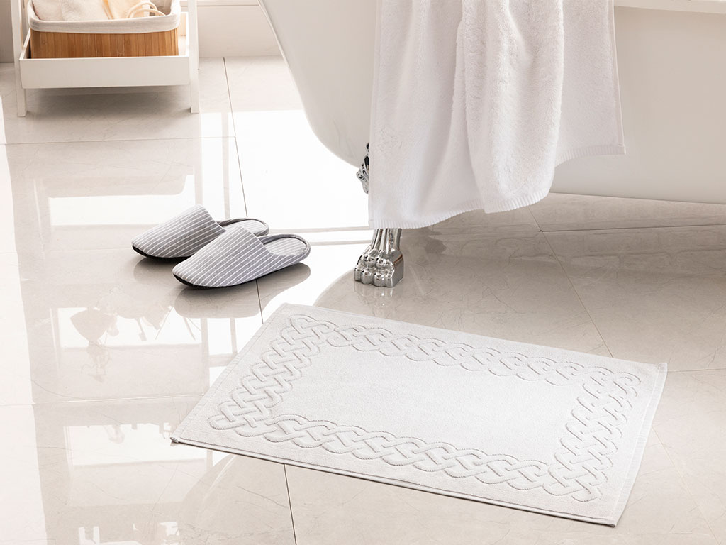 Pure Basic Feet Towel 50x70 Cm Gray