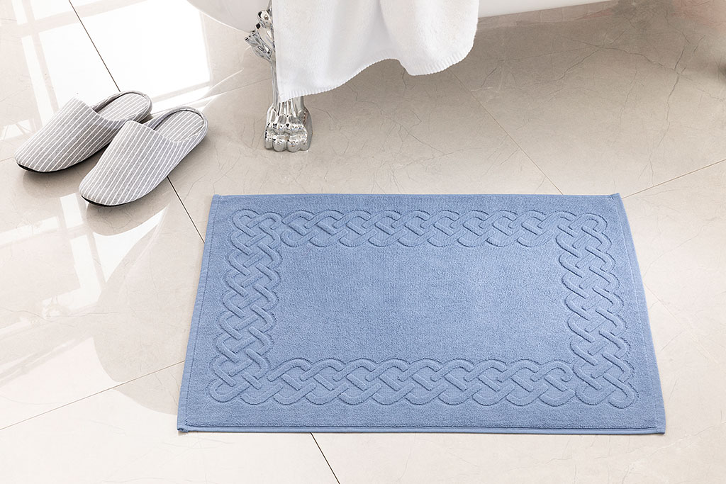 Pure Basic Feet Towel 50x70 Cm Dark Blue