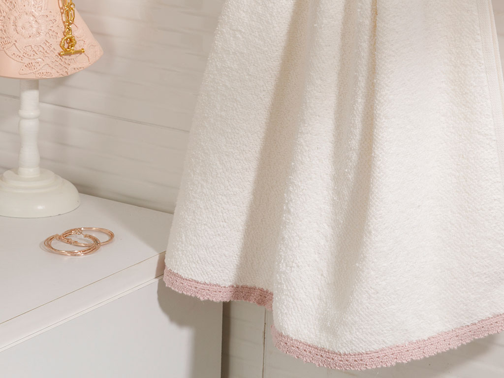 Soul Face Towel 50x76 Cm Cream
