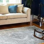 Silk Touch Rena Velvet Carpet 120x180 Cm Cream
