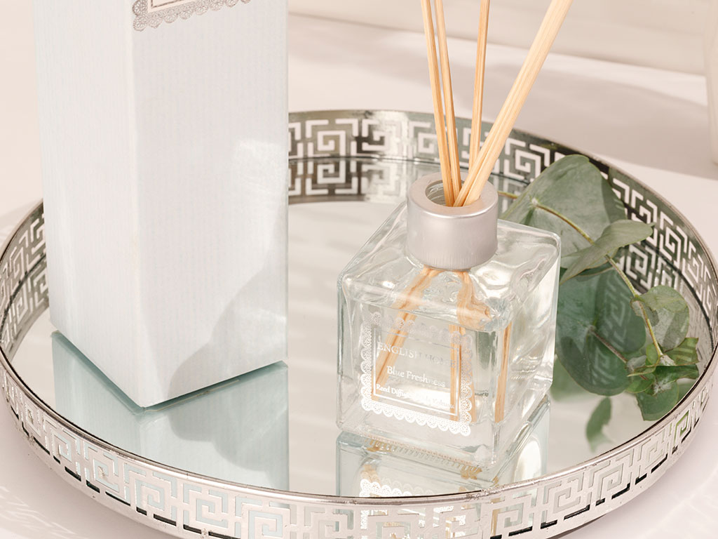 Blue Freshness Reed Diffuser 100 Ml Blue