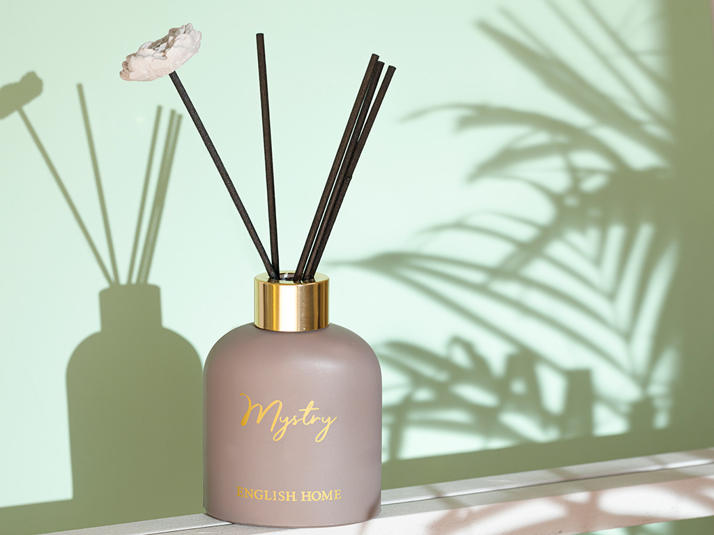 Mystery Reed Diffuser 130 Ml Gray