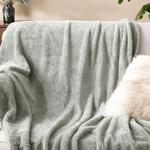 Softy Wellsoft Tv Blanket 120x150 Cm Bitter Green