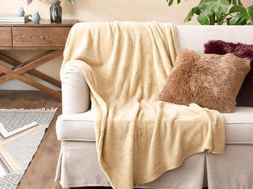 Softy Welsoft Patura TV 120x150 Cm Camel