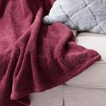 Softy Wellsoft Tv Blanket 120x150 Cm Damson