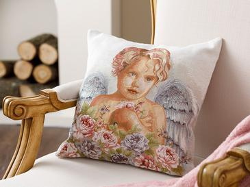 Eros Gobelin Cushion Cover 45x45 Cm Ecru