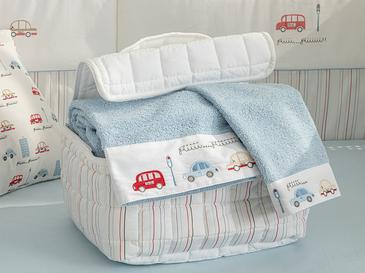 Mini Cars Baby Storage Bag 30x25x15 Cm Blue