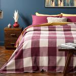 Plain Cotton Blanket Single Size 150x200 Cm