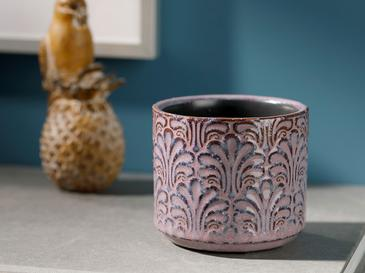 Marva Seamless Flowerpot 23,5x19,0x2,5 Cm Purple