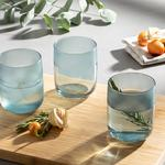 Bande Juice Glass 3 Piece 270 Ml Seledon