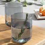 Bande Juice Glass 3 Piece 270 Ml Gray