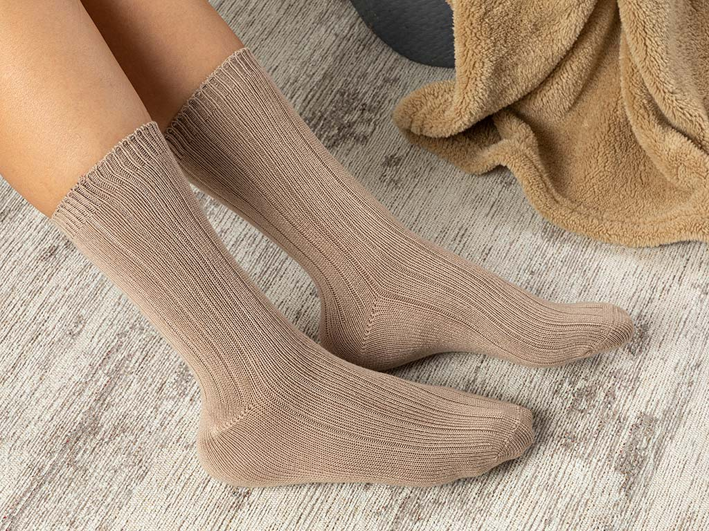 Caraline Bamboo Socks Mix