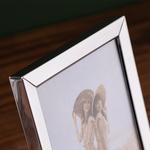 Vendy Stainless Steel Frame 10x11 Cm Silver