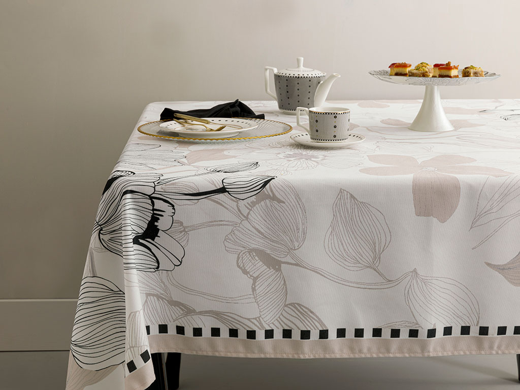 Polyestere Square Table Cloth 100x100 Cm