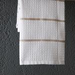 Lina Cotton Drying Cloth 40x60 Cm White-Beige