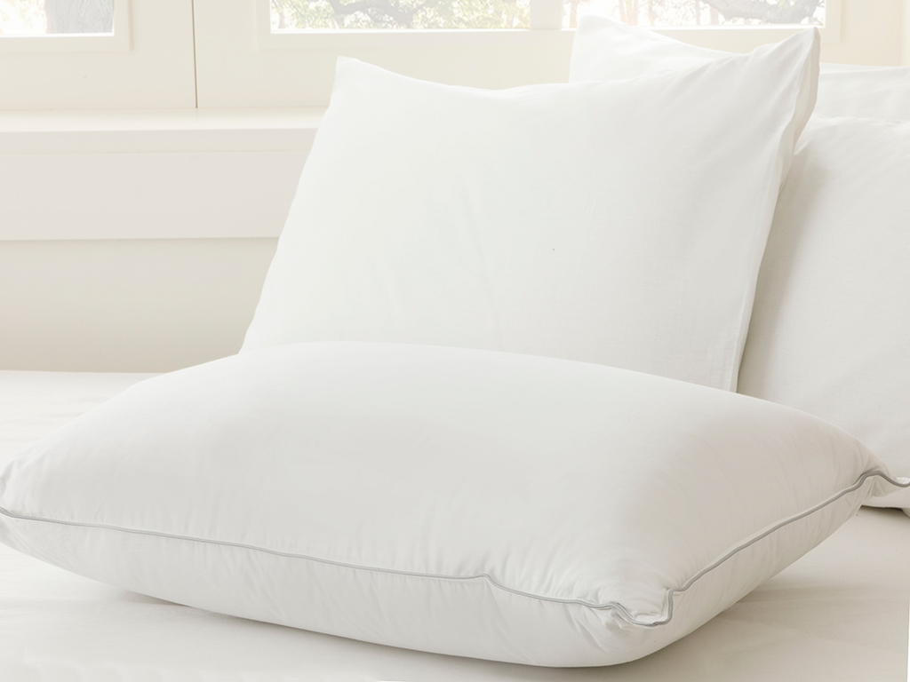 Super Soft Goose Down Pillow 50x70 Cm White