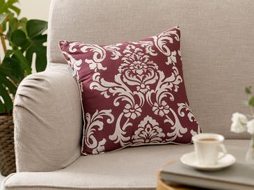 Royal Microfiber Cushion Cover 45x45 Cm Damson