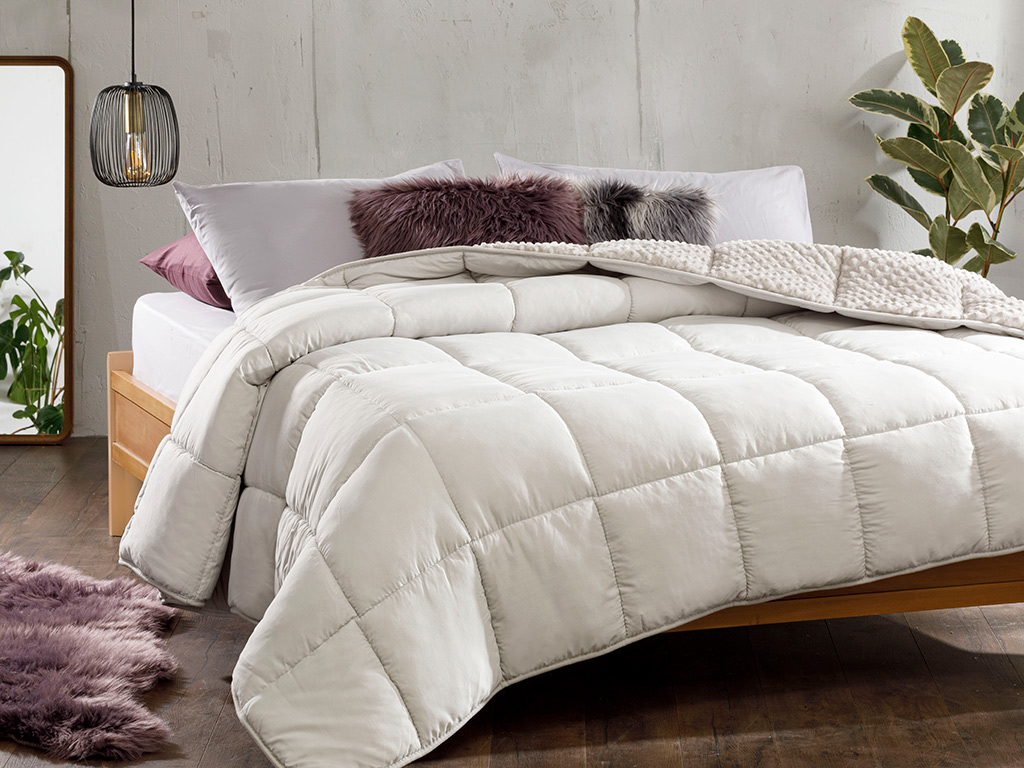 Wellsoft For One Person Comforter 155x215 Cm Gri
