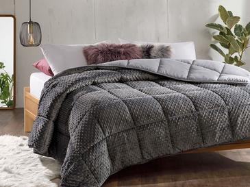 Wellsoft For One Person Comforter 155x215 Cm Antrasit