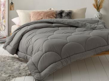 Cozy For One Person Comforter 155x215 Cm Gri