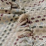 Weaved For One Person Bed Quılt Set 160x240 Cm