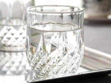 Rich Glass 6 Set Water Glass 50 Cm