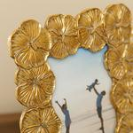 Pansy Frame Gold