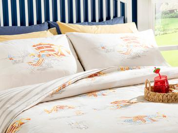 Cottony For One Person Duvet Cover Set Pack 160x220 Cm Beige