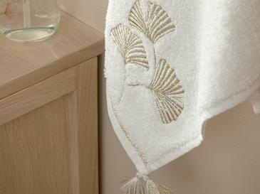 Embroidered Face Towel 50x80 Cm