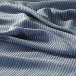 Cool Stripe Soft Touch For One Person 150x220 Cm Lacivert