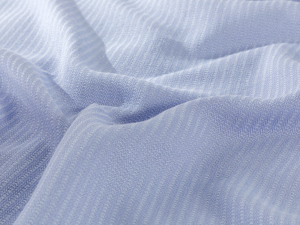 Cool Stripe Soft Touch For One Person 150x220 Cm Ortanca