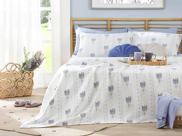 Printed Double Person Summer Blanket 200x220 Cm.