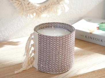 Authentic Scented Candle 15 Cm Damson