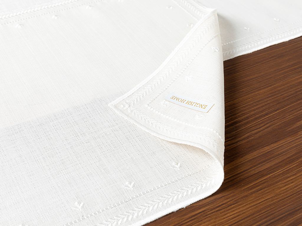 Kimmy Polyestere 2 Set Place Mat Beige